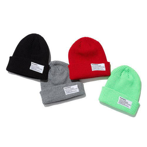 PROMPTER BEANIE (4 color)