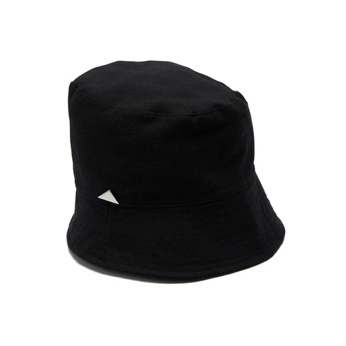 BUCKET HAT (BLK)