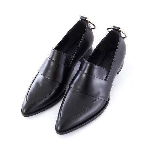 Ring Tail Loafer (Black)