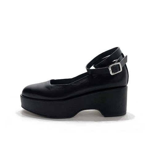 Platform Mary-jane (Black)