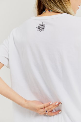 MW Basic Tee [White]