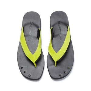 MW Thong Sandal with anklet (LIME)