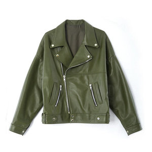 LOOSE FIT RIDER _ KHAKI