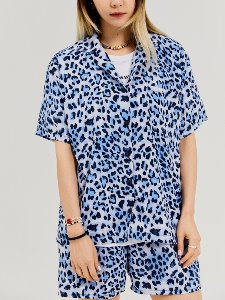 LEOPARD SET-UP [BLUE]